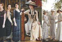 Downton Abbey Fashion / by Monique St Romain