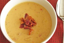 Soup Recipes / by LAWillett