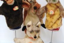 Steiff toy animals
