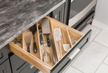 Organizzazione cucina