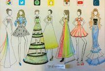 Social Medias Princesses❤