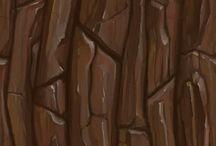 Textures: Woods