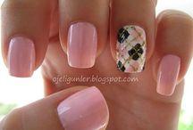 Nails - Pastel mani