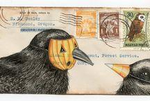 Artsy Fabulous Mail ART