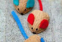 myszki z orzeszków