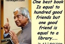 Indian eminent personalities I quotes