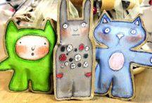 Crafty - Dolls, toys, stuffies, kid stuff