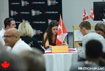 Canadian Citizenship Ceremony: 2016 / A Canadian Citizenship Ceremony was held at Mohawk College in October, 2016. Photos courtesy of Greg Cannon.