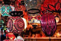 maroccan interior design style