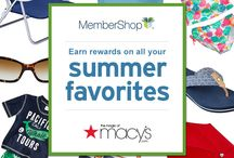 Summer / by USAA Shopping & Discounts