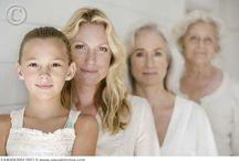 Generation family photos