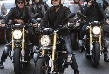 Motorcycles fashion