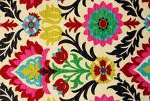Patterns! Yeehaw!