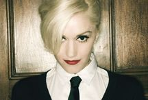 Gwen Stefani / Pictures of Gwen Stefani throughout the years / by Richard Caudillo