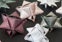 paper stars diy