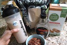 ShakeO recipes