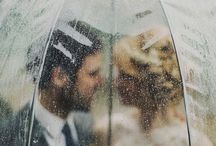 Wedding Rainy day