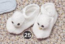 Knitting for Baby / Knitting Patterns for Babies