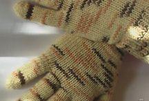 Lucru manual - tricotat si crosetat