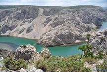 Zrmanja River Croatia / Zdjęcia kanionu rzeki Zrmanja w Chorwacji wykonane w 2012 roku