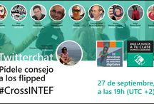 DirectoINTEF / Eventos en directo de formación para educadores conectados
