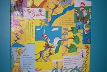 Dr. Seuss / I want to have a Dr. Seuss themed classroom! / by Ashley M.