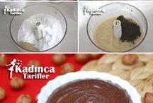 Nutella yapımı