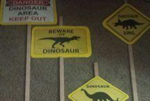 Jurassic World Bday