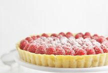 food: pies and tarts