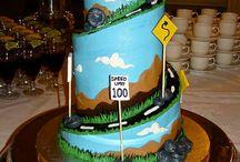 Kirk Bday Cake