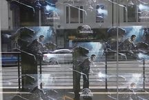 Jurassic World Window Promo
