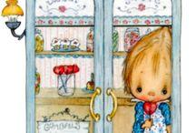 Illustration - Betsy Clark