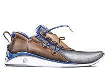 ayakkabı çizimi