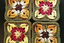 Crochet: GRANNIES & MANDALAS