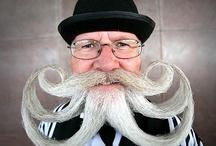 Beards / by Elisabeth Kitzing