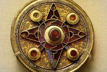Anglo-Saxons treasures