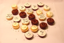 Cupcakes for man