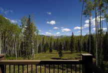Crested Butte Views / Some view shots from some of our properties.