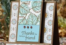 Center Step/Tri Shutter/easel cards / by Susan Knowlton