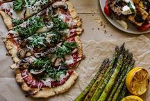Kids ❤️ Pizza! / Kids love pizza! Keep it healthy, fun and always YUMMY! Pile on the veggies and nutrition. Try whole-grain and gluten-free dough. Explore, create and inspire with food!