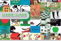 Pòsters lectura - Biblioteca Barceloneta-La Fraternitat / Pòsters editats per la Biblioteca Barceloneta-La Fraternitat en el marc del projecte interescolar de foment de la lectura Llegir per Llegir (2011-2013)