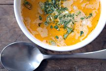 soup recipes from elana's pantry / Healthy high-protein, low-carb, grain-free, gluten-free soup recipes. / by elana's pantry