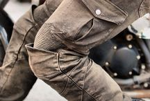 Men Essentials | The Biker Jeans / Pinning about that biker jeans life. As they come in all forms: distroyed, army, leather, black , red, denim ...