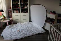 Baby photoshoot / Photoshoot of my daughter Amy made @ my homestudio.