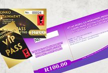ticket printing and design