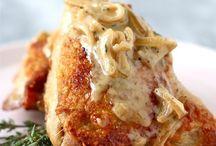 FOOD - At Home_Meat Chicken&Turkey / Chicken & Turkey Recipes / by Werner Eskelin