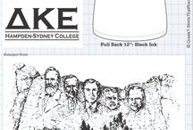 DELTA KAPPA EPSILON T-Shirts That Rock / #DKE #DEKE #DELTAKAPPAEPSILON / by Greek T-Shirts That Rock