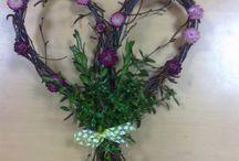 Jaro a velikonoce / Jarní a velikonoční dekorace