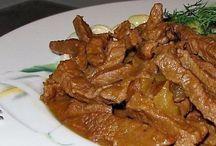 hovadzie maso