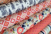 Quilt fabric and ideas